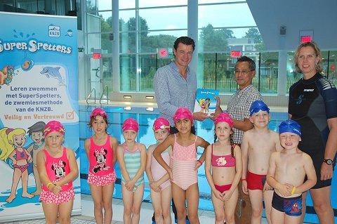 1500 kinderen volgen nieuwe zwemlesmethode