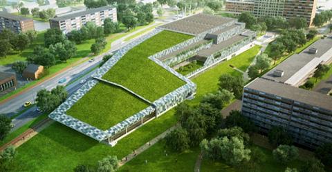 Wordt Amersfoort weer het zwem centrum van Nederland?