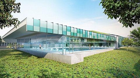 Bouw nieuw zwembad Amersfoort gaat starten