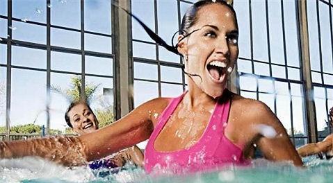Win een Aquafitness pakket ter waarde van 300 euro!