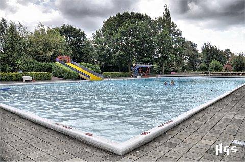 Beslissingen over zwembaden worden opgeschoven