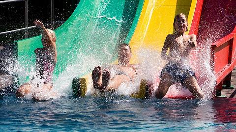 Beste vakantieplekken met een zwembad voor kids