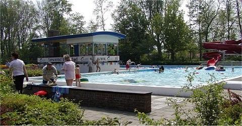 50 jaar openluchtzwembad De Bever