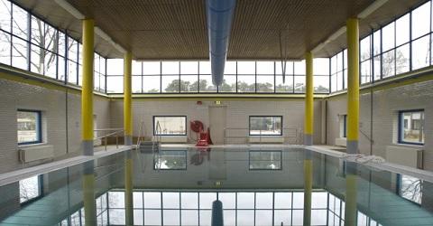 Bio Vakantieoord heeft weer een up to date zwembad