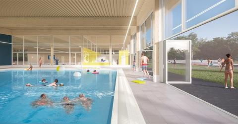 Sportcentrum De Kuil officieel geopend