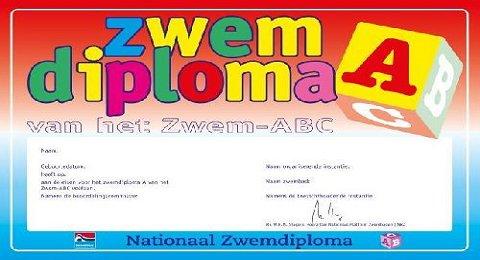 Geen officiële diploma's uitgereikt