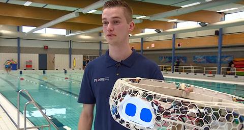'Drones in zwembaden voor meer veiligheid'