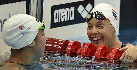 Succesvol EK voor zwemploeg op weg naar Rio