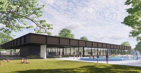 Plannen nieuw zwembad Enschede gepresenteerd