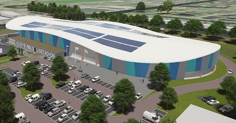 Plannen nieuw zwembad Hoogeveen gepresenteerd