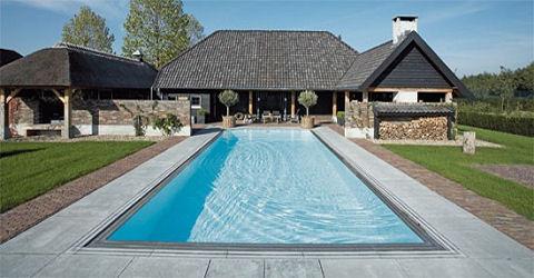 Huizen met zwembaden lastig te verkopen