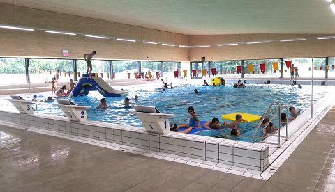 Watergymles, nieuwe vorm van schoolzwemmen in Zutphen