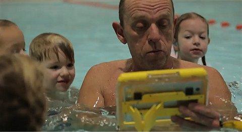 Moet de duur van een zwemcursus korter?