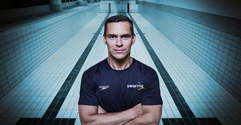 Oud-topzwemmer Johan Kenkhuis opent eigen zwembad