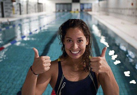 Sportcoryfeeën zetten zich in voor zwembad