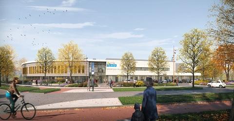 Sportcentrum Malden bijna gereed voor gebruik