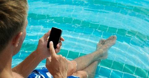 Foto's maken en filmen in een zwembad, wel of niet?