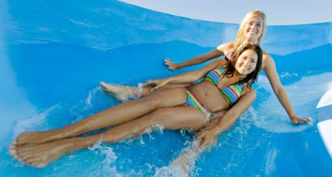 Topweken voor de openluchtzwembaden