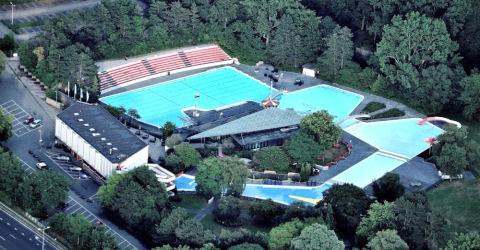 Restauratie iconische openluchtzwembad bijna klaar