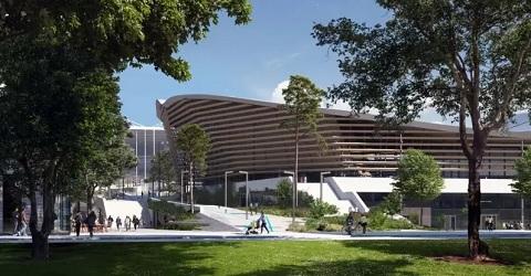 Nederlandse architect ontwerpt Olympisch zwembad 2024
