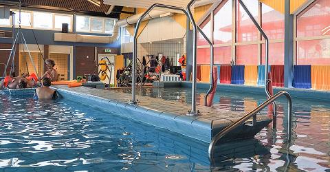 Renovatie zwembad plons is gestart zwemrekreatie for Renovatie zwembad