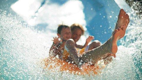 Waterglijbaan als attractie om meer bezoekers te trekken