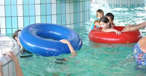 Opvallende vernieuwingen bij zwembad Stappegoor