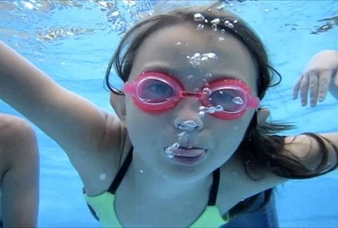 Woensdagmiddagen ideaal voor zwemactiviteiten