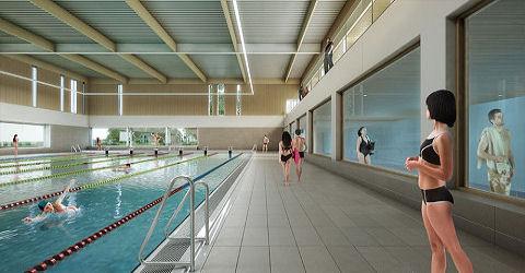Forse claim voor bouwer nieuw zwembad Tijenraan