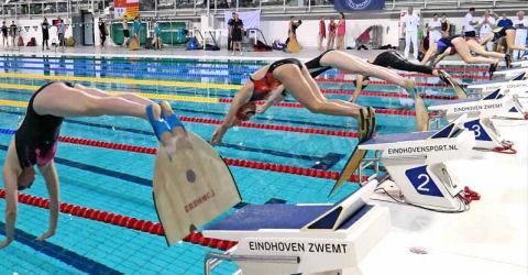 Vinzwemmen, de Formule 1 van de zwemsport