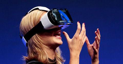 Virtual Reality binnenkort ook in het zwembad?