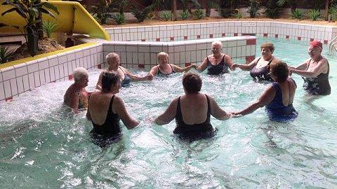 Zwembad de wildert optisport