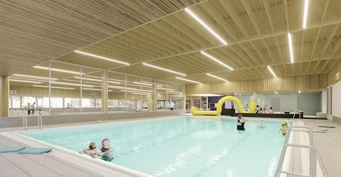 Er wordt nog gebouwd in zwembadland…