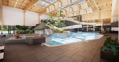 Zoetermeer krijgt een nieuw zwembad van hoog niveau