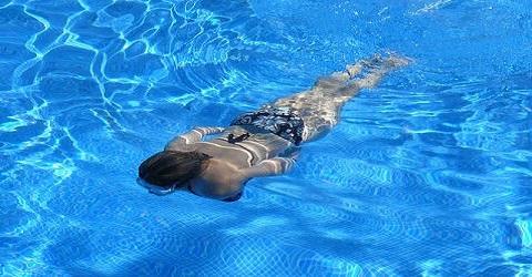 Zwemmen verleer je niet