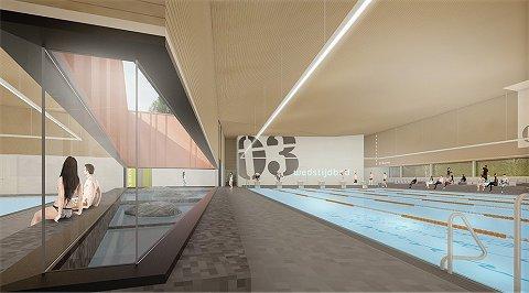 Naam nieuwe zwembad Zutphen bekend