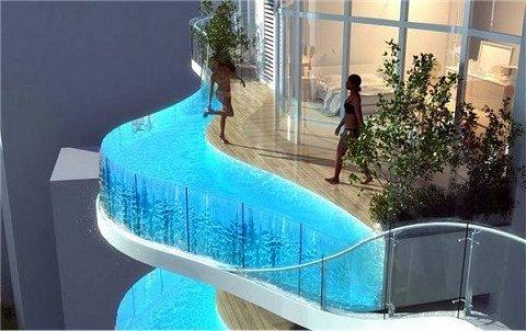 Zwembad Op Balkon : Zwembad op je balkon zwemrekreatie
