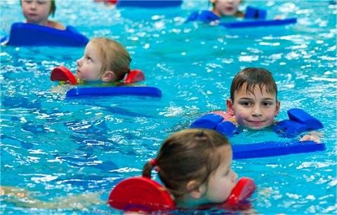 Zwemschool Duikertje kopje onder